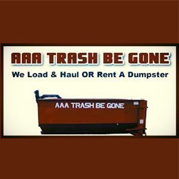 AAA Trash Be Gone Listing Image