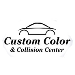 Custom Color & Collision Center Listing Image