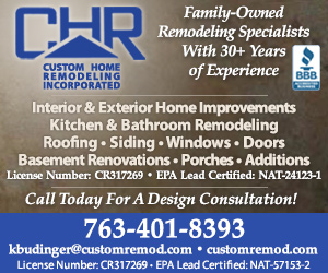 Custom Home Remodeling, Incorporated Listing Image