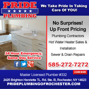 Pride Plumbing of Rochester Listing Image