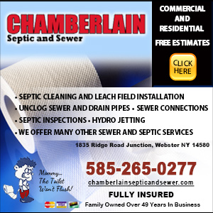 Chamberlain Septic & Sewer Service Listing Image