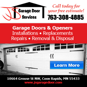 JS Garage Door Services Listing Image