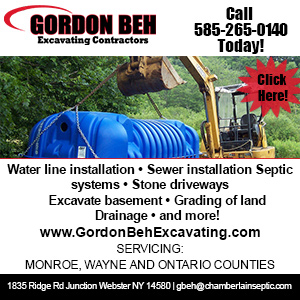 Call Gordon Beh Excavating Contractors, Inc Today!