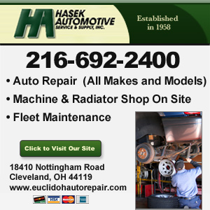 Call Hasek Automotive Service & Supply Today!