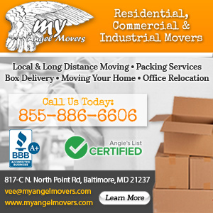 My Angel Movers Listing Image