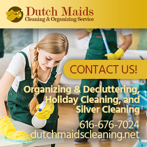 Call Dutch Maids Cleaning & Organizing Service, LLC Today!